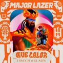 Major Lazer Ft J Balvin y El Alfa - Que Calor (Edit Intro)