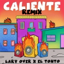 LARY OVER FT. EL TONTO - CALIENTE (REMIX) - (2 VERSIONES + INTRO + GAME) - DJ ROMY STUDIO - DEMBOW - 124BPM