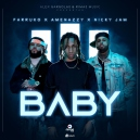 Farruko Ft. Amenazzy & Nicky Jam - Baby - Dj Maicol Remix - Reggaeton - Simple Intro - 84BPM - ER