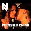 Nicky Jam - Piensas en Mi - Kenny Flow - Reggaeton - Intro Outro - 92bpm