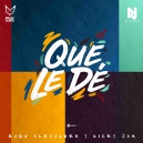 Nicky Jam Ft Rauw Alejandro - Que Le Dé - Reggaeton (Intro & Outro) - Redrum -Break - 100 bpm